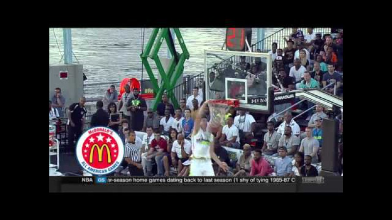2016 McDonald's All American Game. Selection Show
