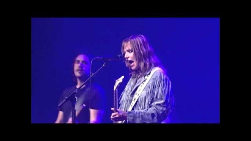 HALESTORM Rock show Utrecht 8 Feb 2016