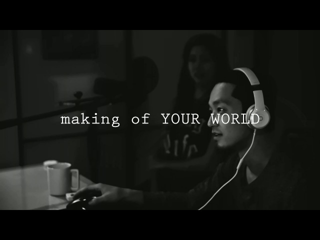 The Quiett - Your World (Making Video)