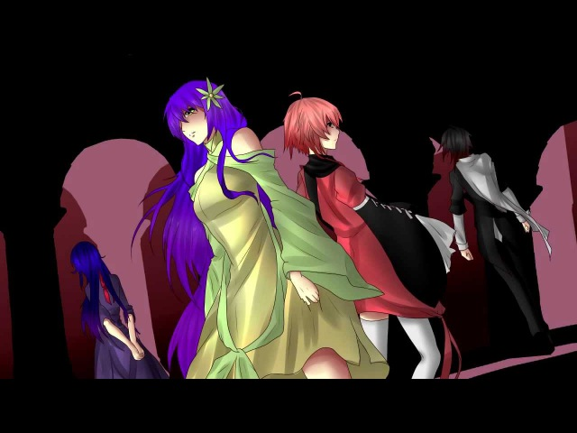 【UTAU】 Survival 'Ma' -Who Will Survive?- 【Iris・Fuu・Mimi・Kiri】 (UST)