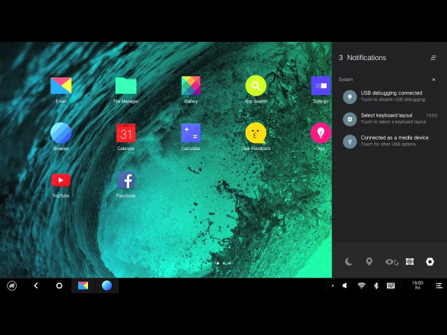 Remix OS 2.0 Alpha на базе Android 5.1.1 - OS Android для Вашего ПК