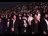 Mendy Jerufi &amp Berel Tzuker Dancing for Moshiach at Yud Alef Nissan In Israel