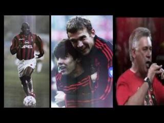 ROSSO (MEZZI ARTISTI) - AC Milan non ti lasceremo mai