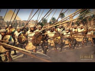 Стрим. Кооперативное прохождение Rome 2: Total War [За Египет] - За Фараона Венома!