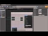 Unreal Engine 4. Blueprint. Урок 8 - Подсказка при наведении курсора.