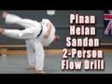 Practical Kata Bunkai: Pinan / Heian Sandan Two-Person Flow Drill