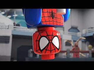 LEGO Marvel Новые Мстители - Эпизод 4