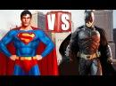 Бои Супергероев: Бэтмен против Супермена и Железный Человек против Капитана Америки