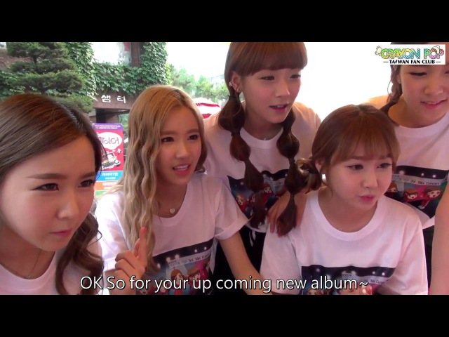 CRAYON POP - The Miracle Story