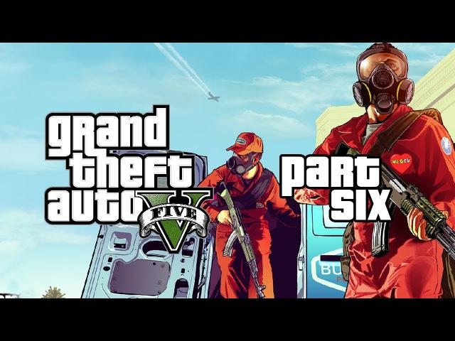Grand Theft Auto V (2013). Часть 6. Прохождение от WelovegamesTV!