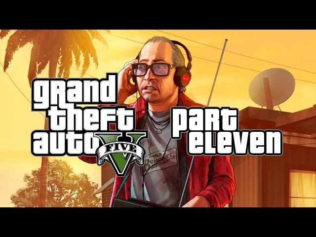 Grand Theft Auto V (2013). Часть 11. Прохождение от WelovegamesTV / WLGTV!