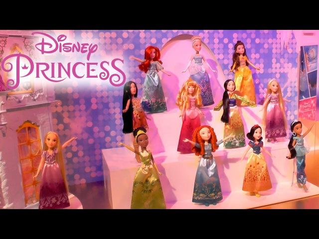 Every Disney 2016 Doll - Princess, Moana, Elena of Avalor, Frozen