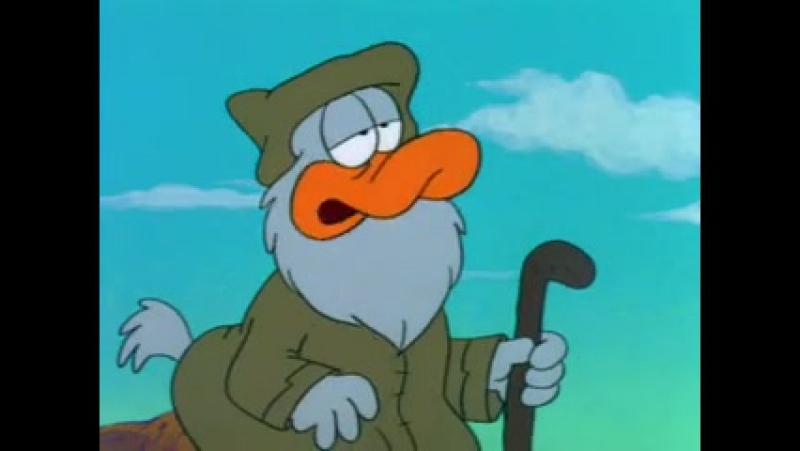 Гарфилд и его друзья (Garfield and Friends) (4 Сезон, 10 Серия)