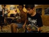 Искренность - Slowride (Foghat cover) репетиция