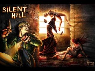 Silent Hill 2 в прямом эфире с Ксенией #3