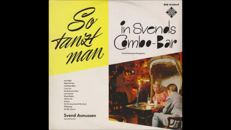 Svend Asmussen - My melancholy Baby