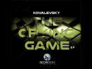 Kovalevsky - The Crying Game  EP