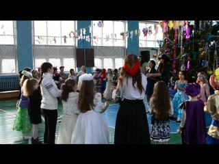 НГ 2015, 3-й класс, Стецковская ЗОШ