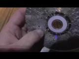 Что будет если положить фольгу и диск в микроволновку