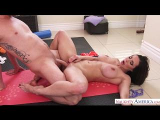 [MyFriendsHotMom.com / NaughtyAmerica.com] Kendra Lust (20921 / 18.03.16) [2016 г., Big Tits,Blow Job,Brunette,Bubble Butt,Cauca