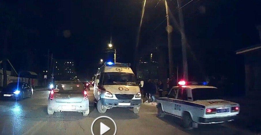 В Таганроге 28-летний водитель «Лексуса» насмерть сбил пешехода