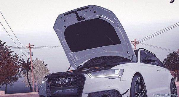 AUDI RS6 ABT для GTA: San Andreas - Скриншот 1