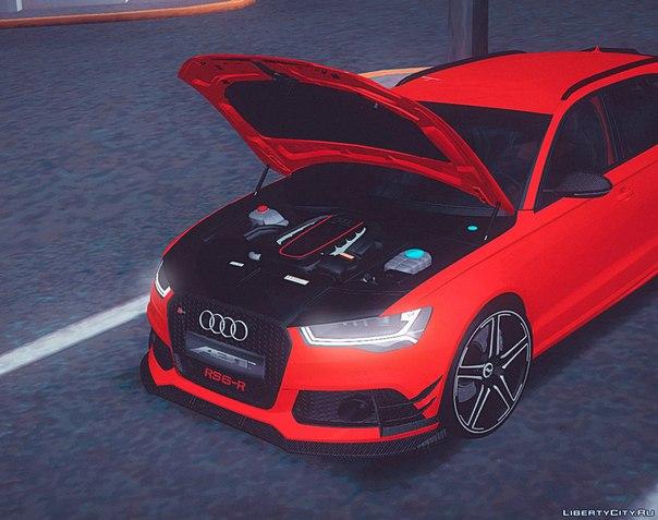 AUDI RS6 ABT для GTA: San Andreas - Скриншот 3