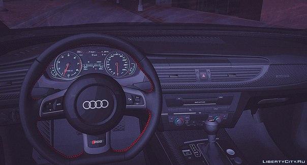 AUDI RS6 ABT для GTA: San Andreas - Скриншот 2