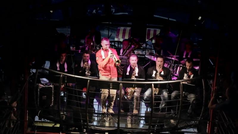 Pravda orchestra. lviv beer theatre. Goran Bregovic - Mesecina