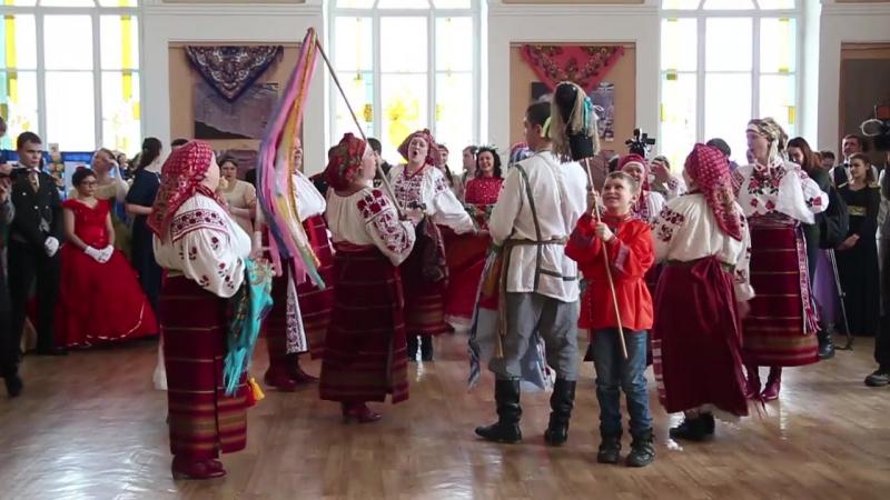 Весенний бал с ЦТРК Параскева Пятница (12.03.2016)