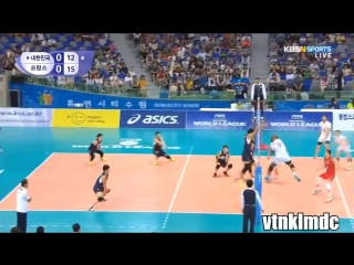 TOP 10 Best Volleyball Hits 2015