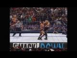 SmackDown - The Rock vs. Edge and Christian