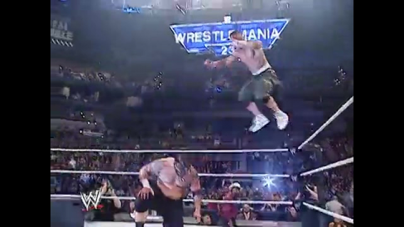 WWE Royal Rumble 2007 John Cena vs Umaga Highlights