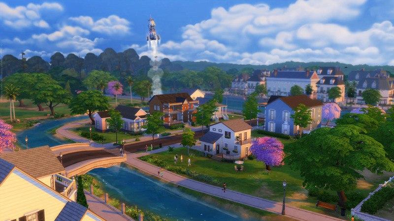 The Sims 4 (2014) PC | Repack от xatab - Скриншот 3