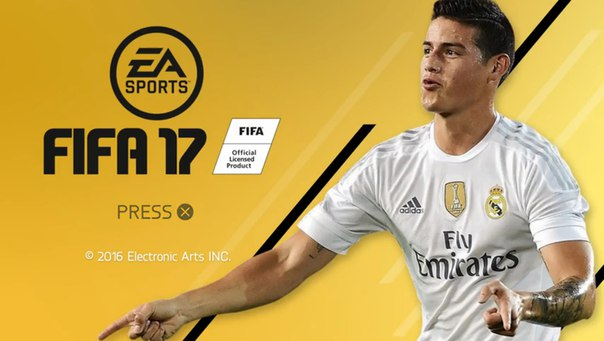 FIFA 17 (2016) PC - Скриншот 1