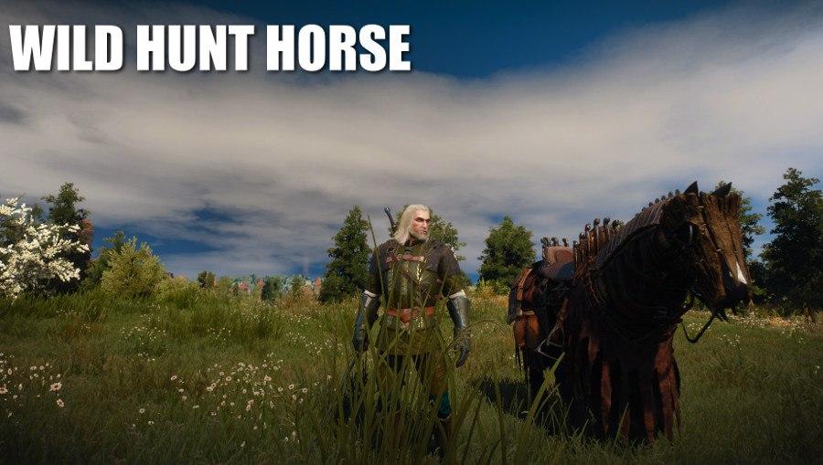 Мод заменяет Плотву для The Witcher 3: Wild Hunt - Скриншот 3