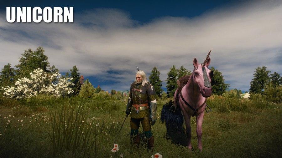Мод заменяет Плотву для The Witcher 3: Wild Hunt - Скриншот 1