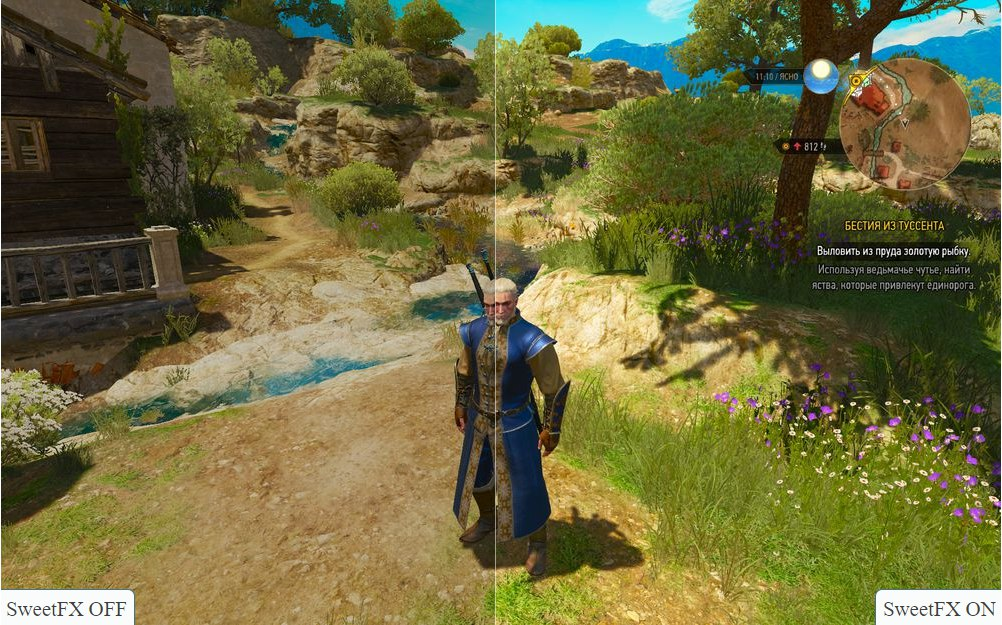 Dark no more. For Blood and Wine для The Witcher 3: Wild Hunt - Скриншот 3