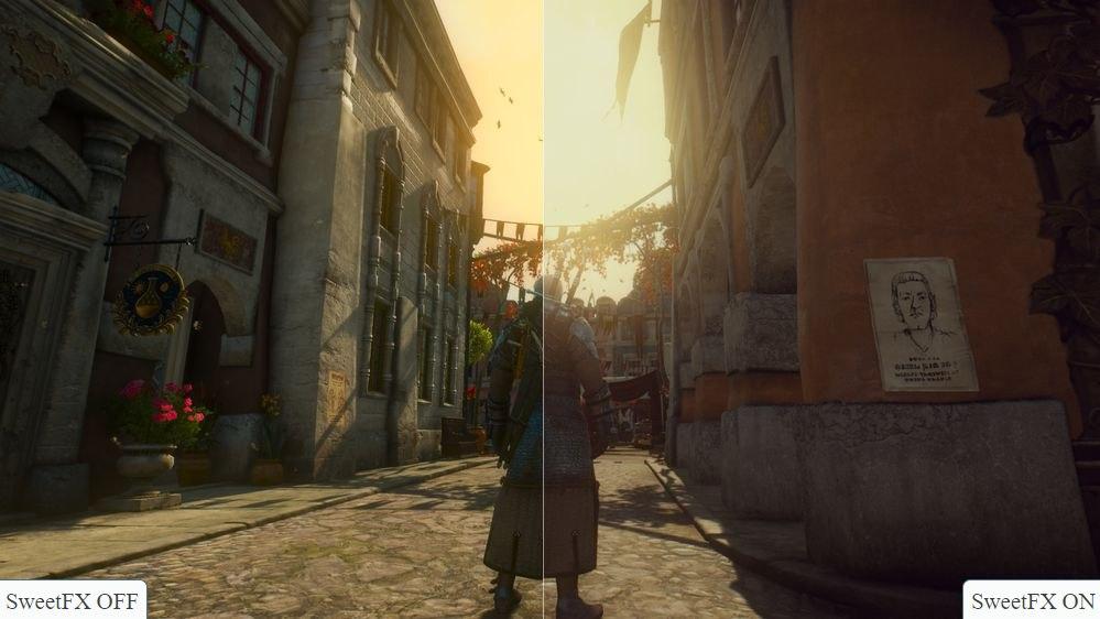 DCW3 для The Witcher 3: Wild Hunt - Скриншот 1