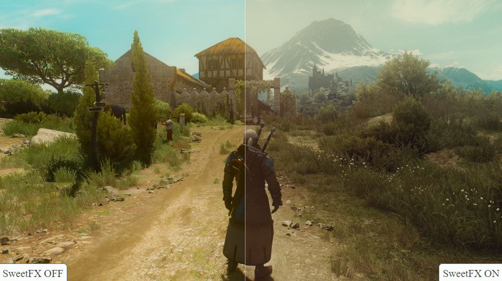 DCW3 для The Witcher 3: Wild Hunt - Скриншот 2