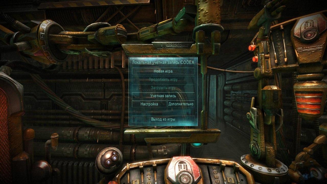 Hard Reset Redux (2016) PC | RePack - Скриншот 3