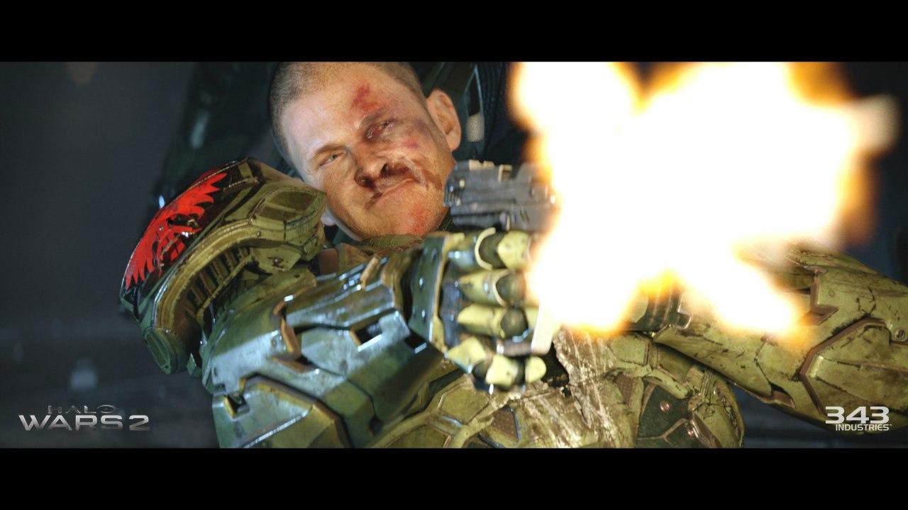 Halo Wars 2 (2016) PC - Скриншот 3
