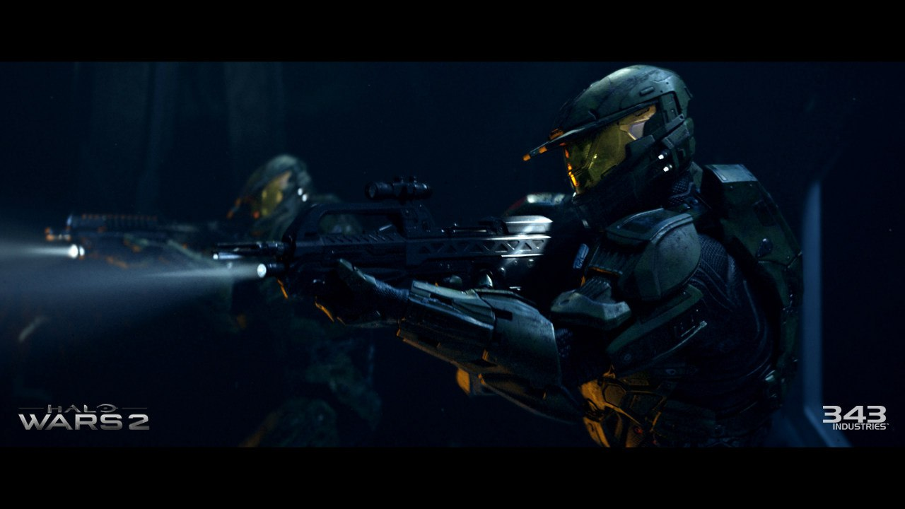 Halo Wars 2 (2016) PC - Скриншот 2