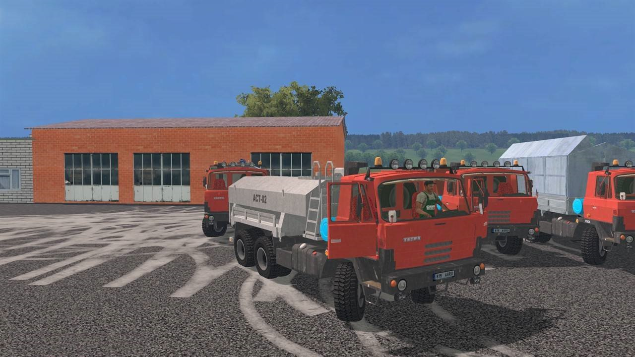 Tatra 815 - Agro Pack для Farming Simulator 2015 - Скриншот 3