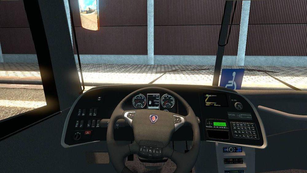 Marcopolo G7 DD 1800 6x2 для Euro Truck Simulator 2 - Скриншот 3