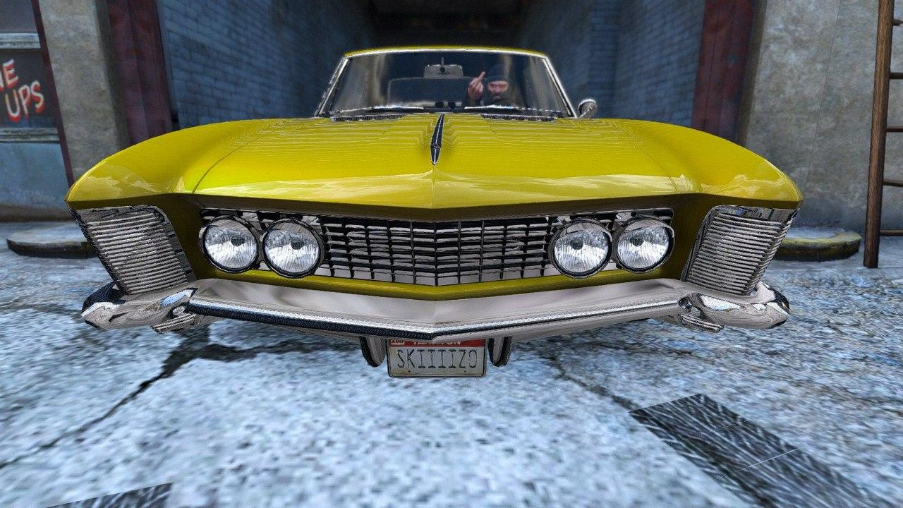 Buick Riviera 1963 для GTA V - Скриншот 1