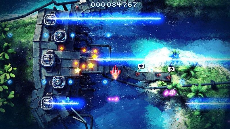 Sky Force Anniversary (2015) PC | Repack от R.G. Механики - Скриншот 3