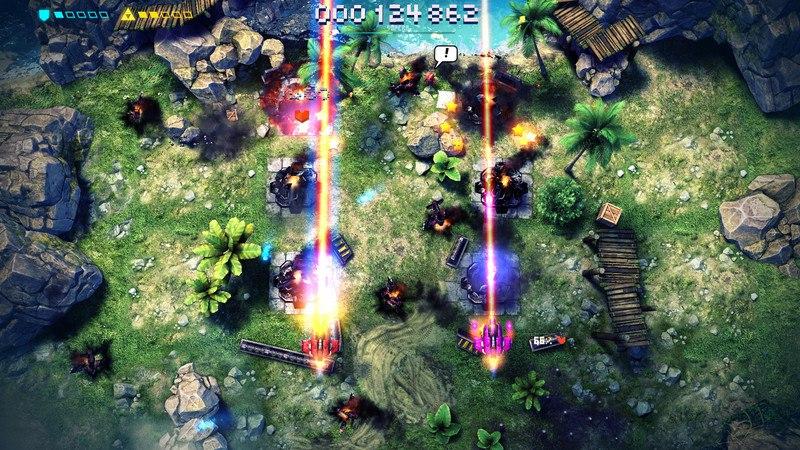 Sky Force Anniversary (2015) PC | Repack от R.G. Механики - Скриншот 2