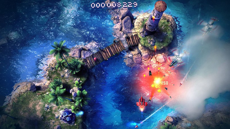 Sky Force Anniversary (2015) PC | Repack от R.G. Механики - Скриншот 1