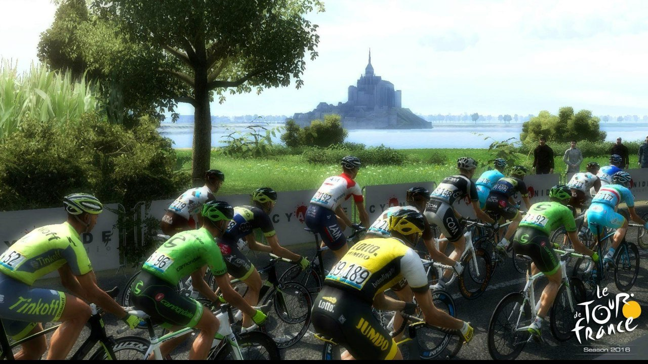 Pro Cycling Manager 2016 (2016) PC | FitGirl Repack - Скриншот 3